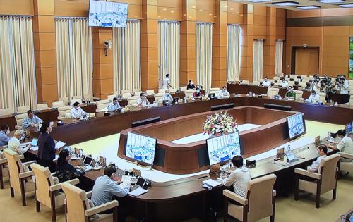 Khai mạc Phiên họp thứ 47 của Ủy ban Thường vụ Quốc hội - Ảnh 2