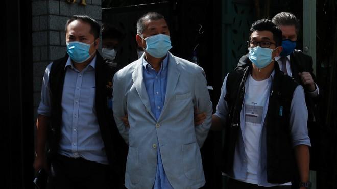 Vì sao ông trùm truyền thông Hồng Kông Jimmy Lai bị bắt? - Ảnh 1