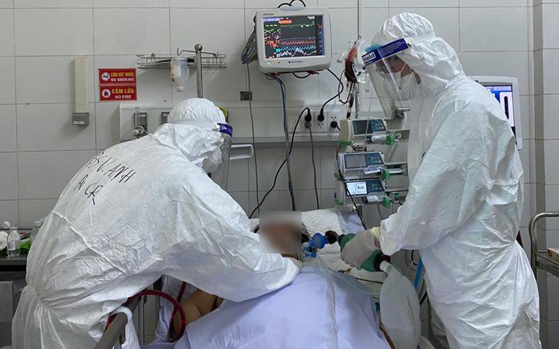 Bệnh nhân 485 tử vong vì suy thận mạn giai đoạn cuối và mắc COVID-19 - Ảnh 1