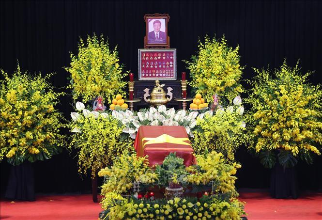 Lễ truy điệu nguyên Tổng Bí thư Lê Khả Phiêu - Ảnh 7