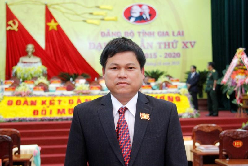Vì sao Trưởng Ban Tổ chức Tỉnh ủy Gia Lai Nguyễn Văn Quân bị kỷ luật cảnh cáo? - Ảnh 1