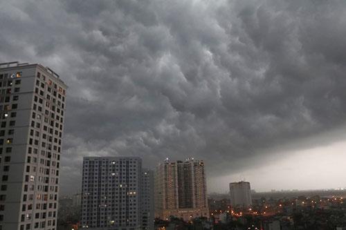 Tin tức dự báo thời tiết mới nhất hôm nay 20/8: Hà Nội tiếp tục mưa dông - Ảnh 1