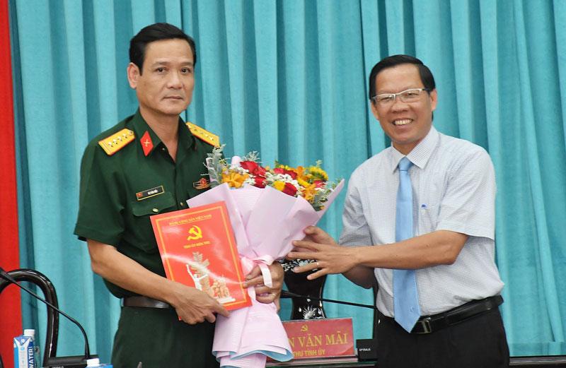 Ban Bí thư Trung ương Đảng chuẩn y, chỉ định nhân sự Quân đội, Công an - Ảnh 1