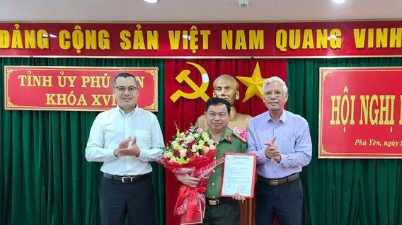 Ban Bí thư Trung ương Đảng chuẩn y, chỉ định nhân sự Quân đội, Công an - Ảnh 2