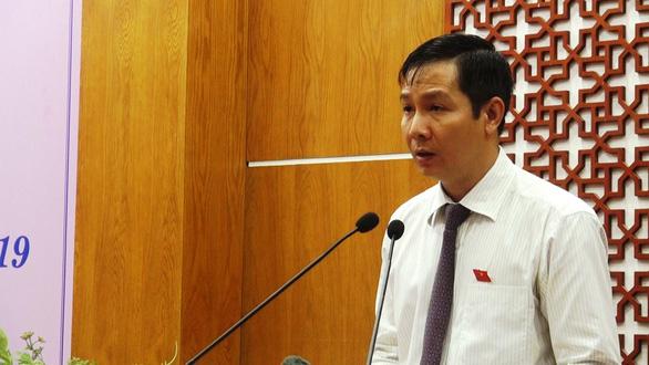 Chân dung ông Nguyễn Thành Tâm vừa được bầu giữ chức Bí thư Tỉnh ủy Tây Ninh - Ảnh 1