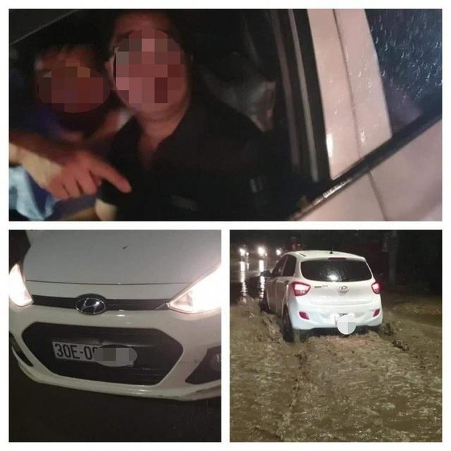 Vụ tài xế ô tô nghi tông gãy chân bé gái, xưng công an rồi bỏ chạy: Chủ sở hữu xe xuất hiện, tiết lộ bất ngờ - Ảnh 1