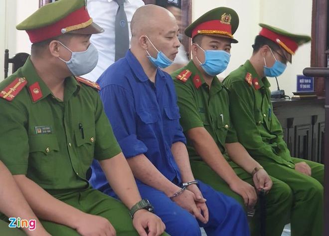 """Xử vụ đánh phụ xe ở Thái Bình: Đường """"Nhuệ"""" nói lời sau cùng, xin giảm án cho vợ - Ảnh 1"""