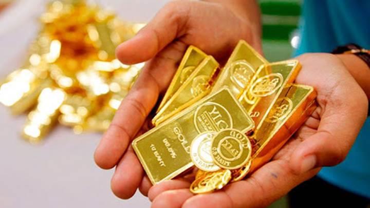 Giá vàng hôm nay 29/8/2020: Giá vàng SJC tăng 600.000 đồng/lượng - Ảnh 1