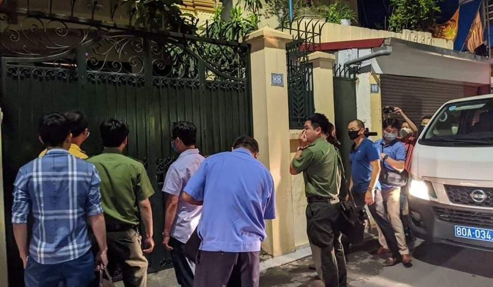 Vụ án nào khiến Chủ tịch UBND TP.Hà Nội Nguyễn Đức Chung vướng vòng lao lý? - Ảnh 2