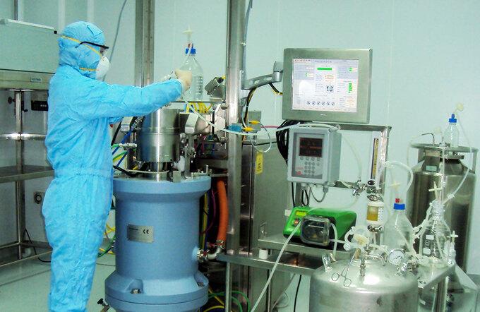 Vaccine ngừa Covid-19 của Việt Nam bao giờ được thử nghiệm lâm sàng trên người? - Ảnh 1