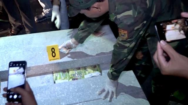 Vụ triệt phá đường dây ma túy của cựu cảnh sát Hàn Quốc cầm đầu: Thu giữ thêm 120kg ma túy - Ảnh 1