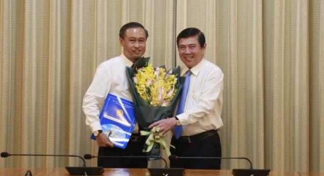 Bổ nhiệm ông Huỳnh Thanh Nhân giữ chức Giám đốc sở Nội vụ TP.HCM - Ảnh 1
