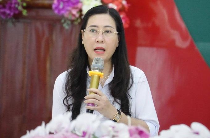 Chân dung nữ Bí thư Tỉnh ủy 46 tuổi vừa được bầu ở Quảng Ngãi - Ảnh 1