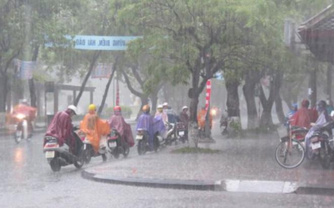 Tin tức dự báo thời tiết mới nhất hôm nay 5/8: Miền Bắc tiếp tục mưa diện rộng - Ảnh 1
