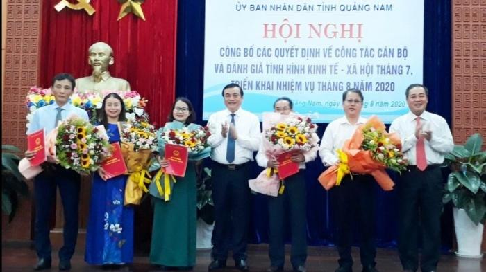 Tân Giám đốc sở GTVT tỉnh Quảng Nam là ai? - Ảnh 1