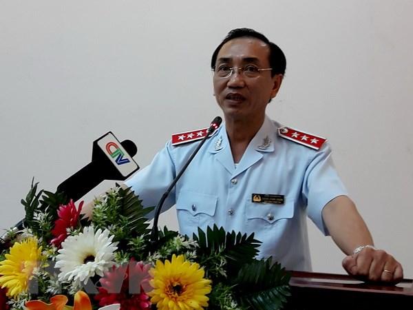 Ông Đặng Công Huẩn được bổ nhiệm lại chức vụ Phó Tổng Thanh tra Chính phủ - Ảnh 1
