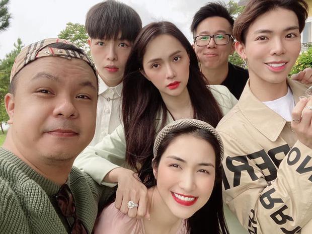 Loạt ảnh tình tứ của Hoa hậu Hương Giang với Matt Liu-CEO giàu có người Singapore - Ảnh 7