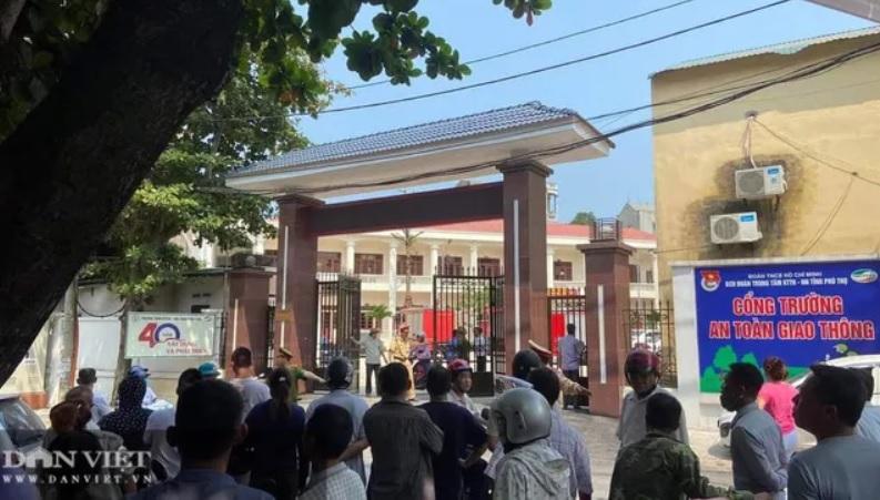 Vụ sập công trình ở Phú Thọ, nhiều người thương vong: Tìm thấy 4 thi thể - Ảnh 2