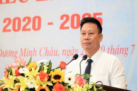 Chân dung tân Chủ tịch UBND tỉnh Tây Ninh Nguyễn Thanh Ngọc - Ảnh 1