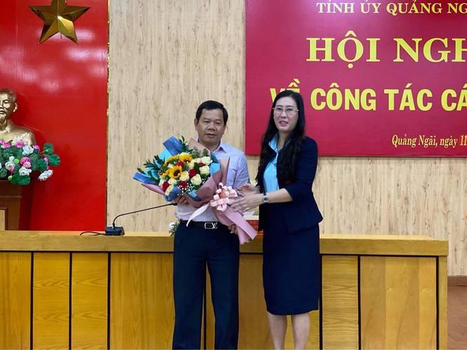 Ông Đặng Văn Minh được bầu giữ chức Phó Bí thư Tỉnh ủy Quảng Ngãi - Ảnh 1