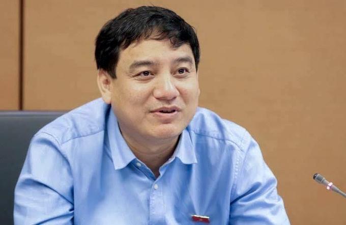 Ông Nguyễn Đắc Vinh được bầu giữ chức Bí thư Đảng ủy Văn phòng Trung ương Đảng - Ảnh 1
