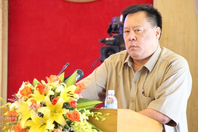 Ông Võ Tấn Thái xin thôi chức Giám đốc sở TN-MT tỉnh Khánh Hòa - Ảnh 1