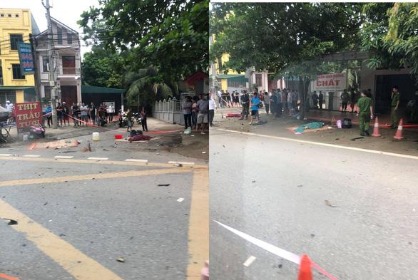 Vụ ô tô đâm xe máy, 3 cô gái trẻ tử vong ở Phú Thọ: Danh tính nạn nhân - Ảnh 2