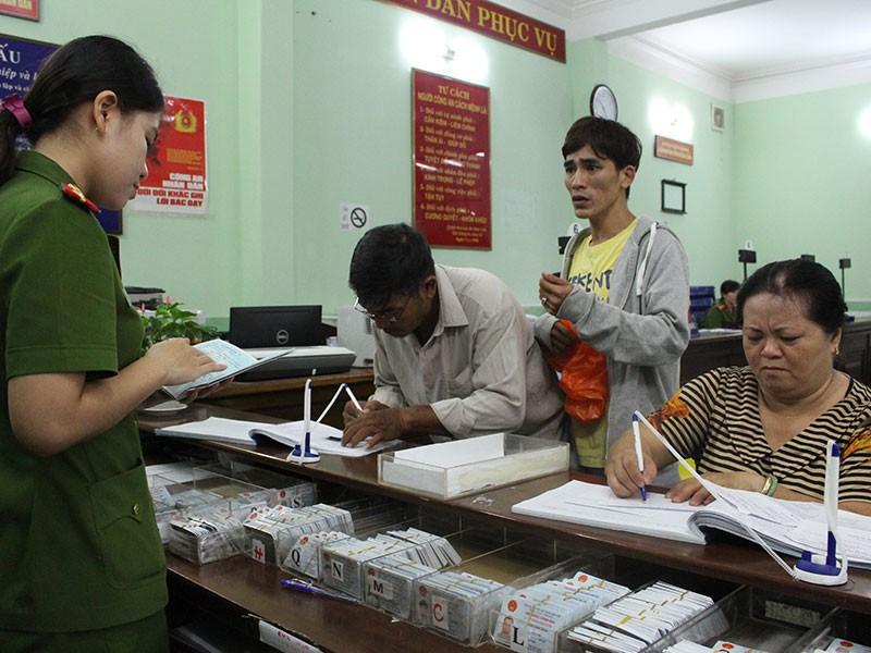 Bộ Công an thông tin thêm về thẻ căn cước công dân gắn chíp: Không có chức năng định vị, theo dõi  - Ảnh 1