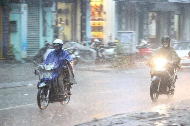 Tin tức dự báo thời tiết mới nhất hôm nay 23/9/2020: Hà Nội có thể hứng mưa đá - Ảnh 1