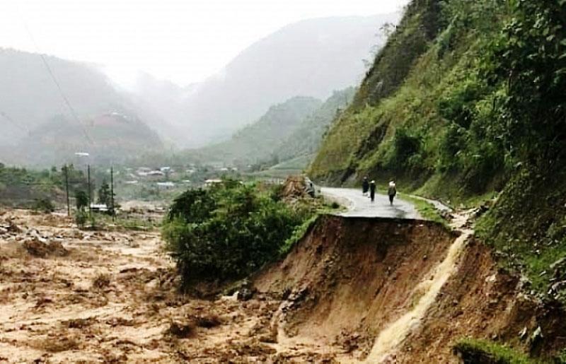 Tin tức dự báo thời tiết mới nhất hôm nay 25/9/2020: Miền Bắc trời mát, cảnh báo lũ quét ở Nghệ An, Hà Tĩnh - Ảnh 1