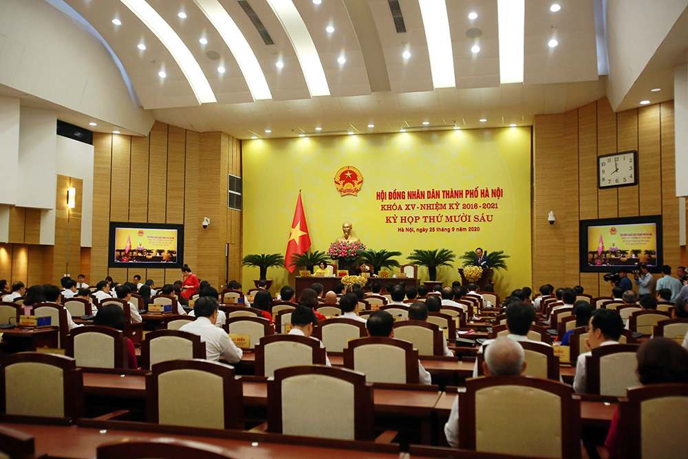 Ông Nguyễn Đức Chung bị bãi nhiệm chức danh Chủ tịch UBND TP.Hà Nội - Ảnh 1