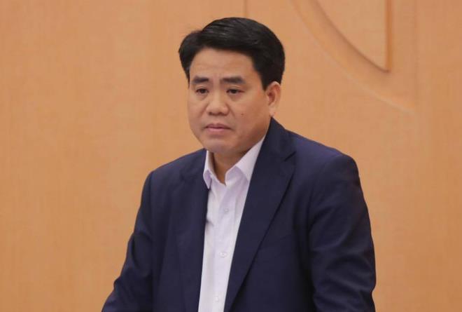 Sáng nay (25/9), HĐND TP. Hà Nội họp phiên bất thường xem xét bãi nhiệm ông Nguyễn Đức Chung - Ảnh 1