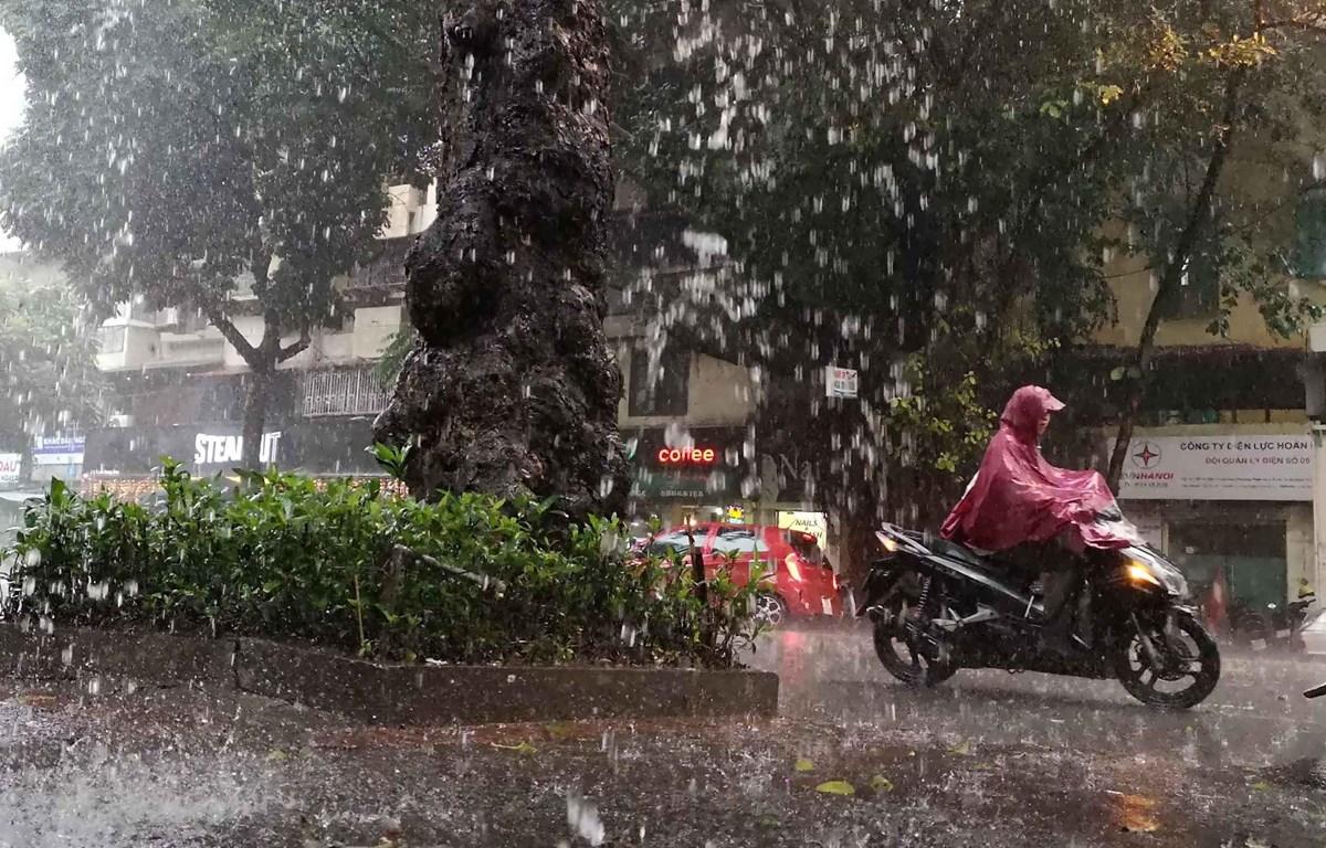 Tin tức dự báo thời tiết mới nhất hôm nay 26/9/2020: Cảnh báo mưa lớn ở Bắc Bộ - Ảnh 1