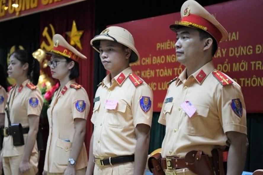 Trang phục của lực lượng CSGT dự kiến được thay đổi như nào? - Ảnh 2