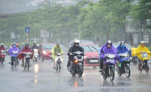 Tin tức dự báo thời tiết mới nhất hôm nay 28/9/2020: Hà Nội tiếp tục có mưa dông - Ảnh 1