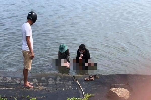 Đi thả lưới, tá hỏa phát hiện thi thể nam sinh lớp 10 nổi trên sông - Ảnh 1