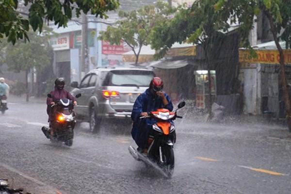 Tin tức dự báo thời tiết mới nhất hôm nay 4/9/2020: Miền Bắc hạ nhiệt, Hà Nội có mưa rào - Ảnh 1