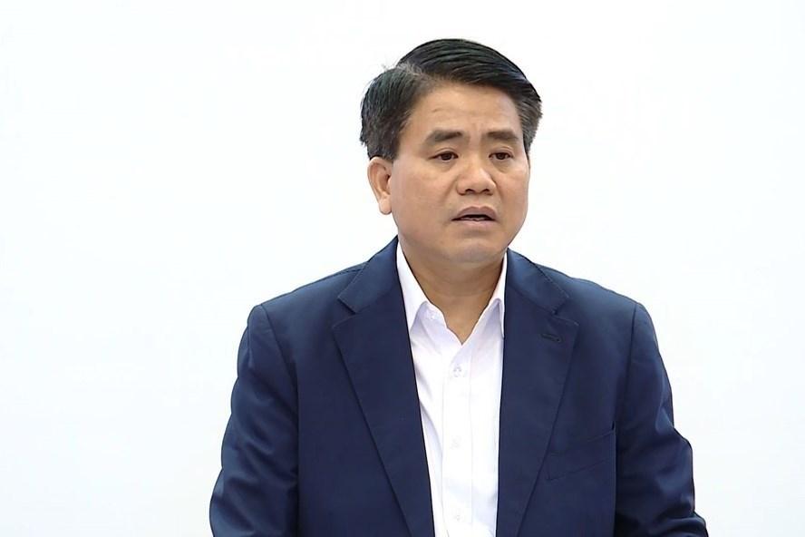 Thủ tướng phê chuẩn kết quả bãi nhiệm chức Chủ tịch UBND TP. Hà Nội với ông Nguyễn Đức Chung - Ảnh 1