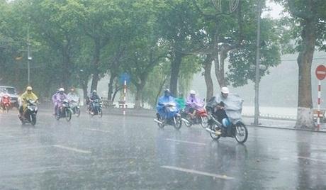 Tin tức dự báo thời tiết mới nhất hôm nay 7/9/2020: Miền Bắc mưa dông - Ảnh 1