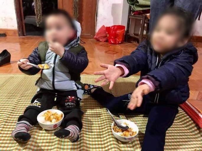 Vụ 2 chị em nghi bị bỏ rơi giữa trời giá rét ở Hà Nội: Tiết lộ bất ngờ về người phụ nữ tên Bích - Ảnh 1