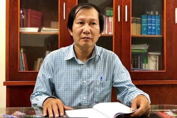 Tân Phó Giám đốc sở Khoa học và Công nghệ tỉnh Quảng Ngãi từng bị nhắn tin đe dọa - Ảnh 1