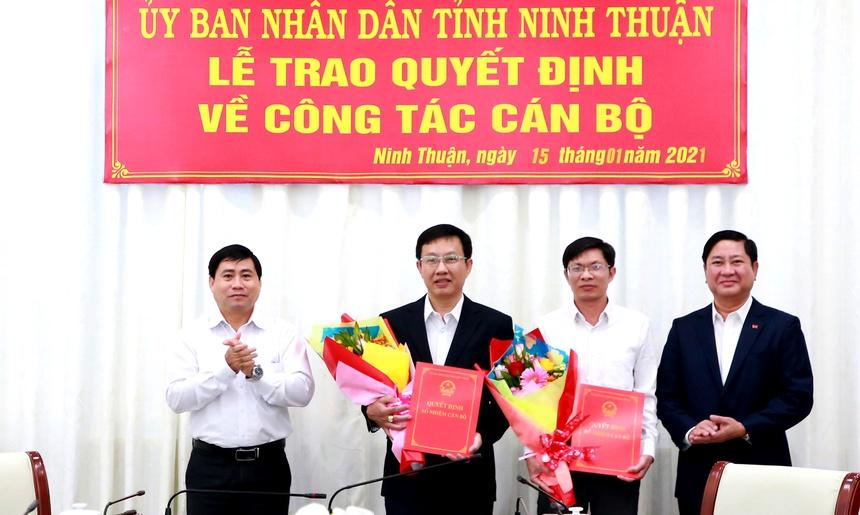 Chân dung tân Giám đốc sở Giao thông Vận tải 43 tuổi vừa được bổ nhiệm ở Ninh Thuận - Ảnh 1