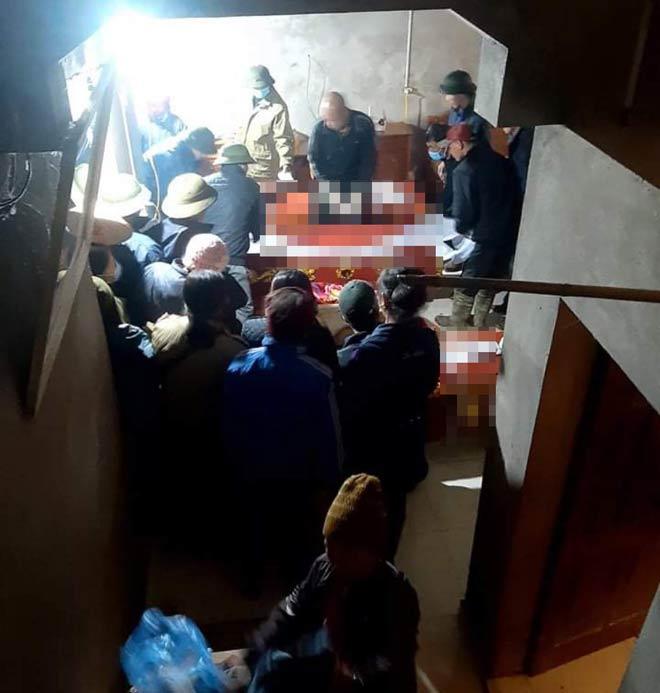 Vụ 3 bố con tử vong trên giường ở Phú Thọ: Xuất hiện tình tiết đau lòng - Ảnh 1