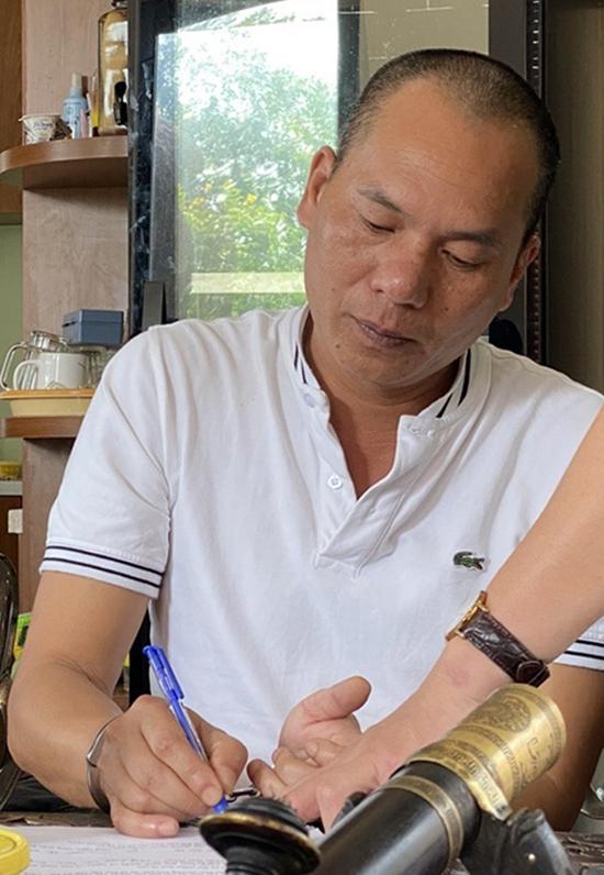 """Chân dung Thịnh """"Đồng nát""""- đại gia cây cảnh, xây biệt thự trái phép vừa bị bắt giữ - Ảnh 2"""