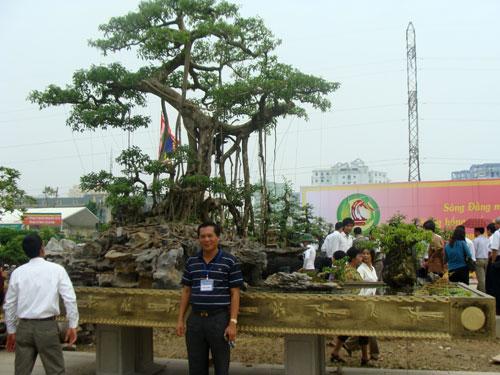 """Chiêm ngưỡng dàn cây cảnh hơn 150 tỷ đồng của đại gia Thịnh """"đồng nát"""" - Ảnh 4"""