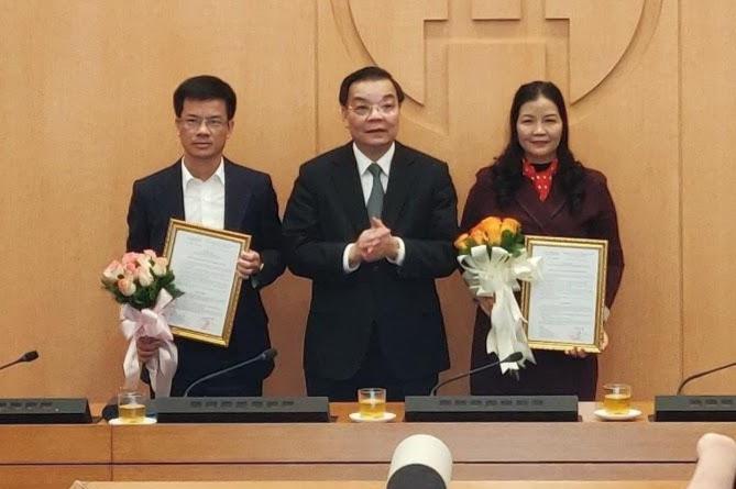 Giám đốc sở TN&MT Hà Nội vừa dược bổ nhiệm là ai? - Ảnh 1