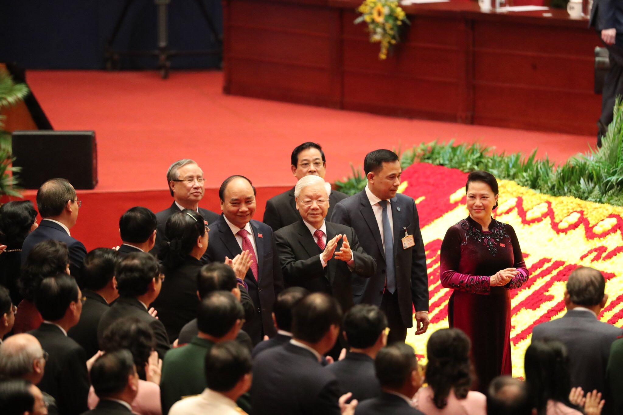 Đại hội lần thứ XIII Đảng Cộng sản Việt Nam họp phiên trù bị - Ảnh 1