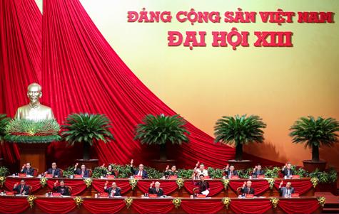 Đại hội lần thứ XIII Đảng Cộng sản Việt Nam họp phiên trù bị - Ảnh 2