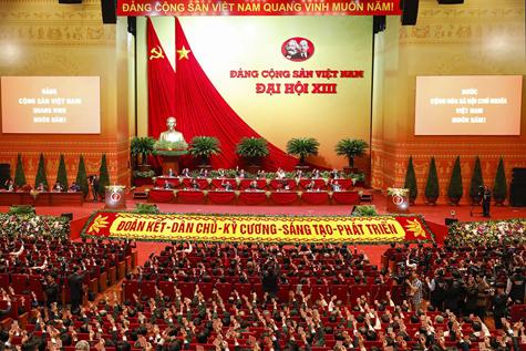 Đại hội lần thứ XIII Đảng Cộng sản Việt Nam họp phiên trù bị - Ảnh 3