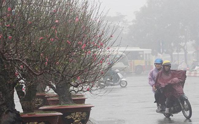Dự báo thời tiết mới nhất hôm nay 26/1: Hà Nội có mưa phùn - Ảnh 1